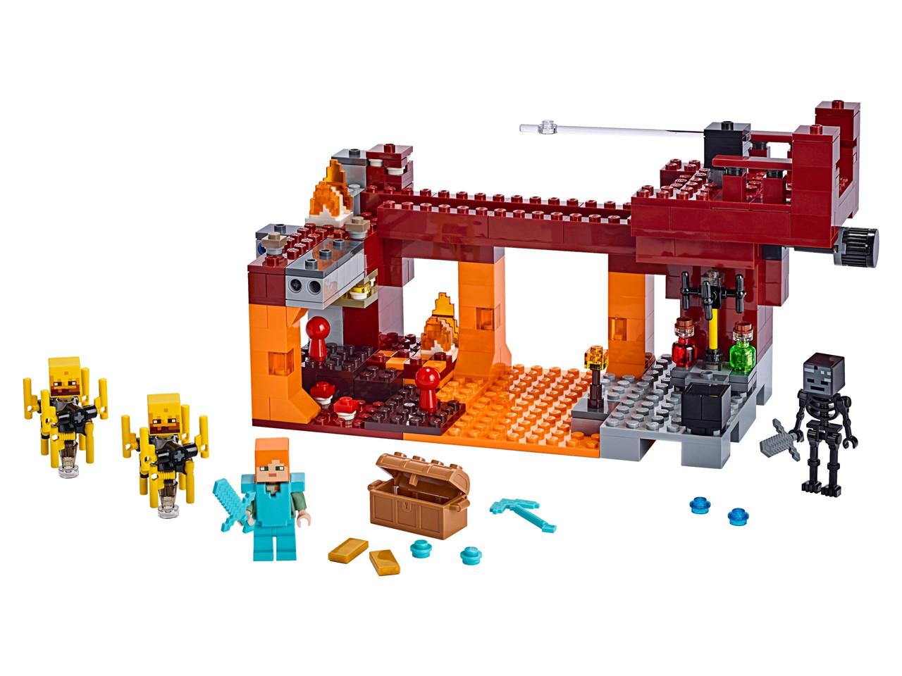 Конструктор LEGO Мост Ифритa 372 деталей (21154)