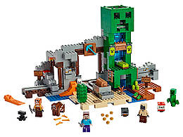 Конструктор LEGO Шахта Крипера 834 деталей (21155)