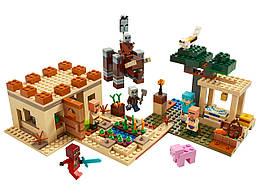 Конструктор LEGO Патруль разбойников 562 деталей (21160)