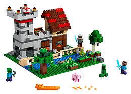 Конструктор LEGO Верстак 3.0 564 деталей (21161)