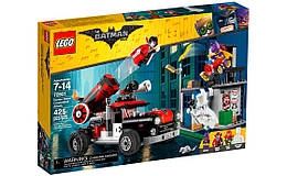 Конструктор LEGO Гарматний напад Харлі Квінн 425 деталей (70921)