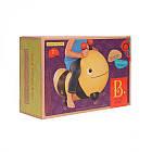 Баттатопрыгун - Пчела-Ла-Ла Battat BX1455Z, фото 7