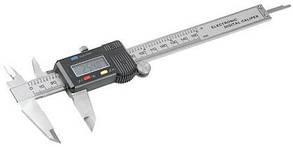 Штангенциркуль Цифровой Электронный 150 мм ± 0,02 мм TACTIX