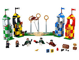 Конструктор LEGO Матч по квиддичу 500 деталей (75956)