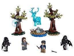 Конструктор LEGO Экспекто Патронум! 121 деталей (75945)