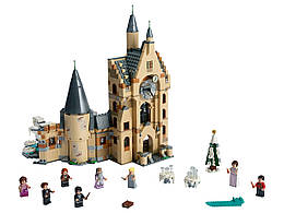 Конструктор LEGO Часовая башня Хогвартса 922 деталей (75948)