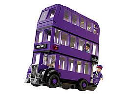 Конструктор LEGO  Автобус «Ночной рыцарь» 403 деталей (75957)