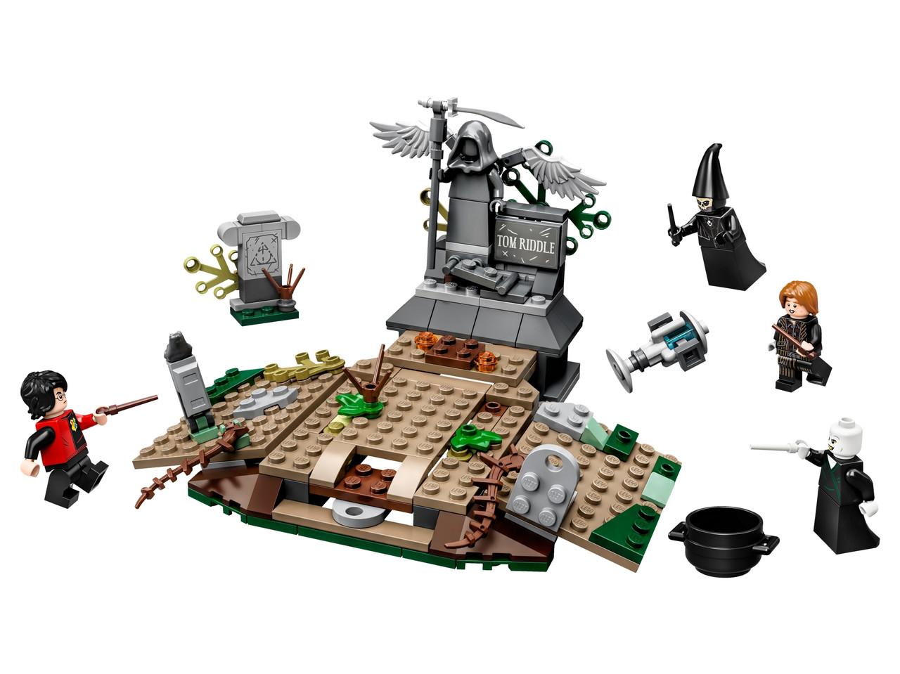 Конструктор LEGO Восстание Волдеморта 184 деталей (75965)