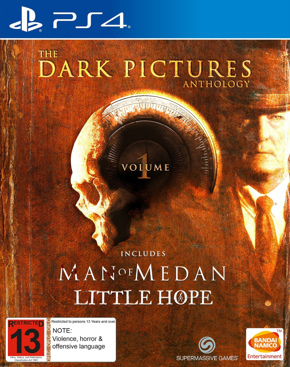 The Dark Pictures: Little Hope . Цифровой аккаунт PlayStation 4