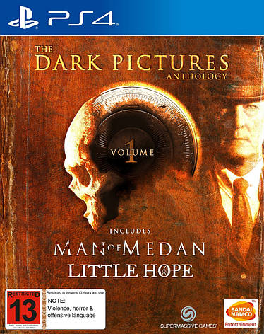 The Dark Pictures: Little Hope . Цифровой аккаунт PlayStation 4, фото 2