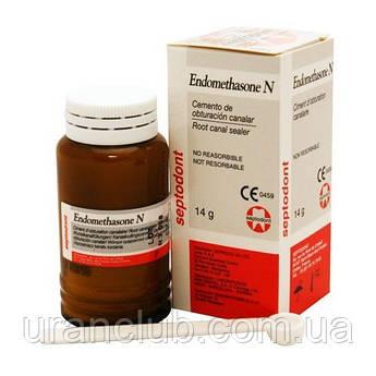 Endomethasone N материал для постоянной обтурации корневых каналов. Septodont