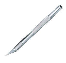 Нож ланцет скошенное лезвие металический 120 мм STANLEY 0-10-401