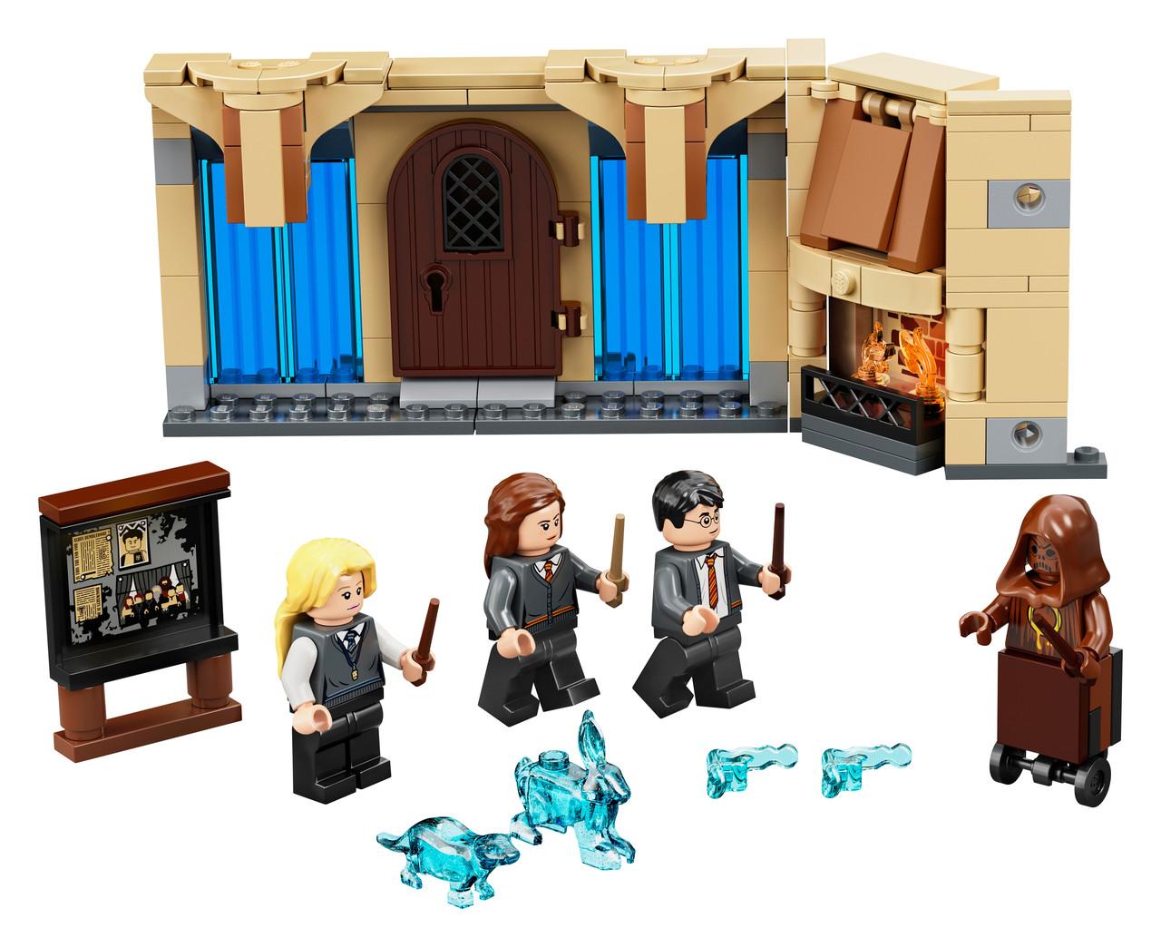 Конструктор LEGO Комната Требования 193 деталей (75966)