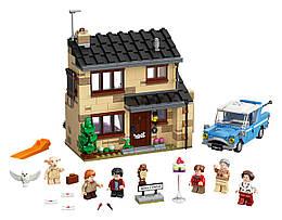 Конструктор LEGO Привет Драйв 797 деталей (75968)