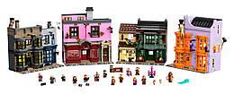 Конструктор LEGO Косой переулок 5544 деталей (75978)