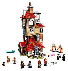 Конструктор LEGO Напад на Нору 1047 деталей (75980)