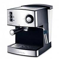 Кофеварка Espresso с капучинатором Lexical LEM-0602