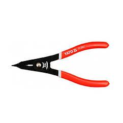 Клещи(Щипцы)Зажим Для Снятия(Удержания)Пружинных Хомутов 225 мм(YATO)YT-0607