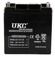 Аккумуляторная батарея UKC WST-24 12V 24Ah 009312, КОД: 2396041
