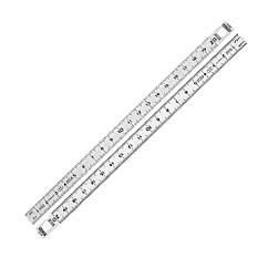 Линейка нержавеющая сталь 300 * 13 мм STANLEY 1-35-524