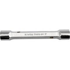 Ключ торцевой кованный 20 * 22 YATO YT-4921