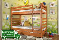 Двухярусная кровать трансформер Рио