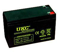 Аккумуляторная батарея UKC 12V 7.2Ah WST-7.2 RC201502 003606, КОД: 2396043