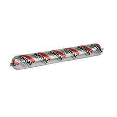 Герметик бутиленовый серый BUTYRUB 600мл SOUDAL (000020000000050602)