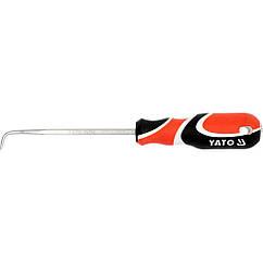Шило(Крючок)Столярное Канцелярское 125 мм(90°)YATO YT-1375
