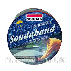 Лента монтажная битумная SOUDABAND 5см 10м SOUDAL (00004000000SB0500A)