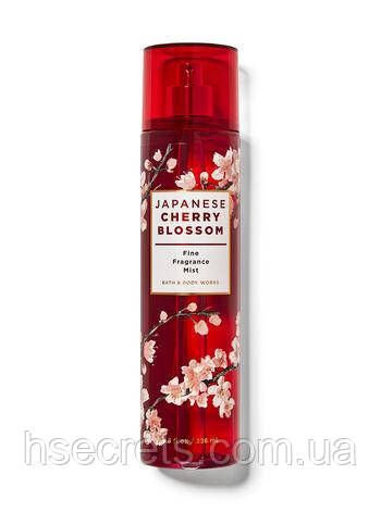 Спрей для тела Bath and Body Works - Japanese Cherry Blossom