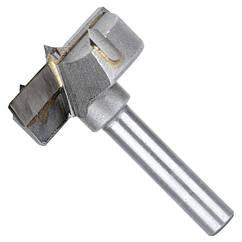 Фреза Форстнера D-35 мм d-8 мм для дверных петель INTERTOOL SD-0494
