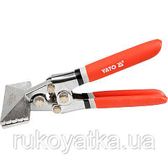 Щипцы для формирования профилей 210 мм 80 * 35 YATO YT-5141