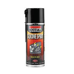 Силиконове масло спрей Sіlіcone Spray 400 мл SOUDAL (000090000000100002)