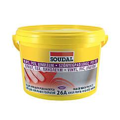 Клей для напольных покрытий 26А 15кг SOUDAL (000030000026150000)