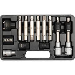 Съемник(Инструмент)Для Ремонта Автомобильных Генераторов Набор(Комплект)13 ед YATO YT-0421
