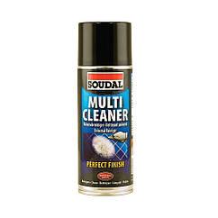 Универсальный очищающий аерозоль Multi Cleaner 400мл SOUDAL (0000900000001000MC)