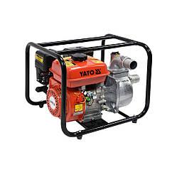 Мотопомпа Для Воды(Садовая)Бензиновая YATO YT-85401