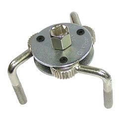 Съемник Для Фильтров(70-130 мм)КРАБ Универсальный INTERTOOL HT-7201