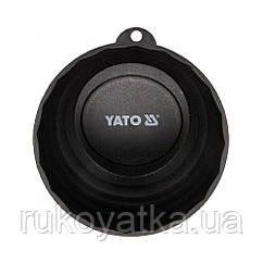 Магнитная Тарелка(Миска)110мм Для Автосервиса YATO YT-08304