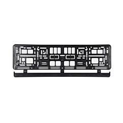 Рамка(Черная)Номерного Знака Автомобиля(529х132х11мм)VOREL 83291