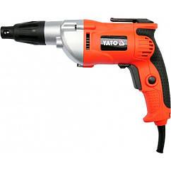 Сетевой(Шуруповерт)Электрический 500 Вт(YATO)YT-82070