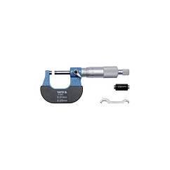 Микрометр  с точностью 0,01 мм YATO YT-72301