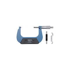 Микрометр с точностью 0,01 мм YATO YT-72303