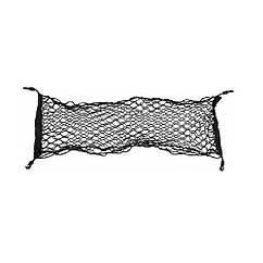 Сетка-Органайзер(Полипропиленовая)4 Крючка(90х30см)Для Багажника Автомобиля VOREL 82262