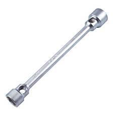 Ключ торцовый двусторонний прямой 21 * 41 мм КЗСМИ (КТП21х41(L-430))