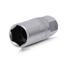 "Головка свічкова 1/2"" 21 мм * 65 мм Cr-v INTERTOOL ET-0007"