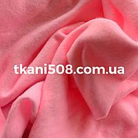 Ткань Флис (Розовый)