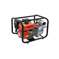Мотопомпа Для Воды(Садовая)Бензиновая YATO YT-85402