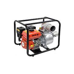 Мотопомпа Для Воды(Садовая)Бензиновая YATO YT-85403
